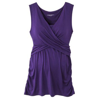 ebbc2b931dbeb @nicole meier Liz Lange® for Target® Maternity Nursing Friendly Cami Top -  Assorted Colors