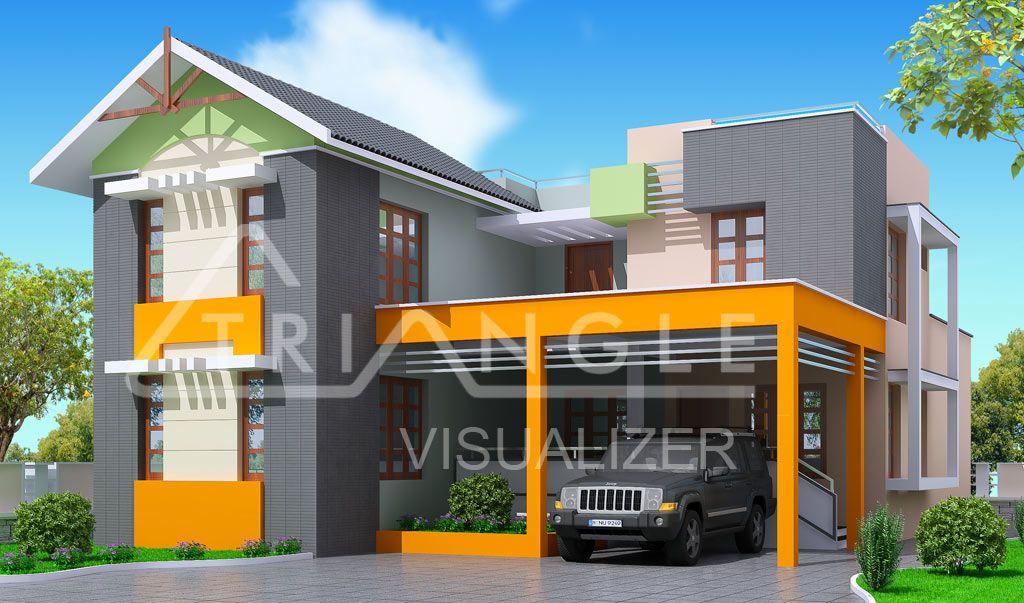 Fantastic New Kerala Home Design Edeprem Com Largest Home Design Picture Inspirations Pitcheantrous