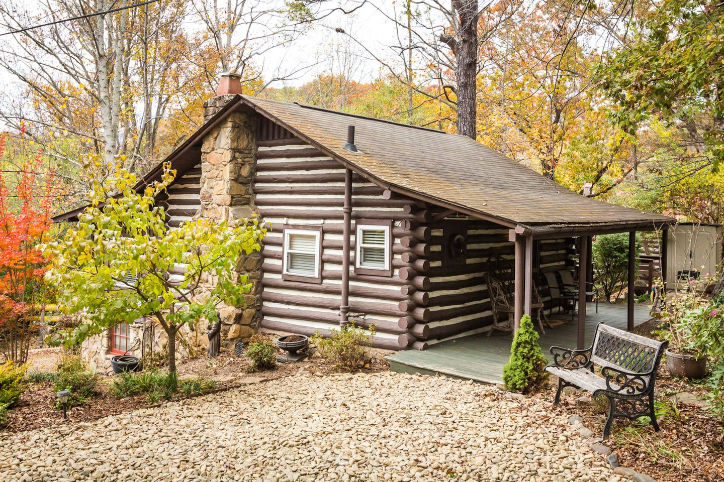 Cozy Cabin Minutes To Dt Asheville Vacation Rental In