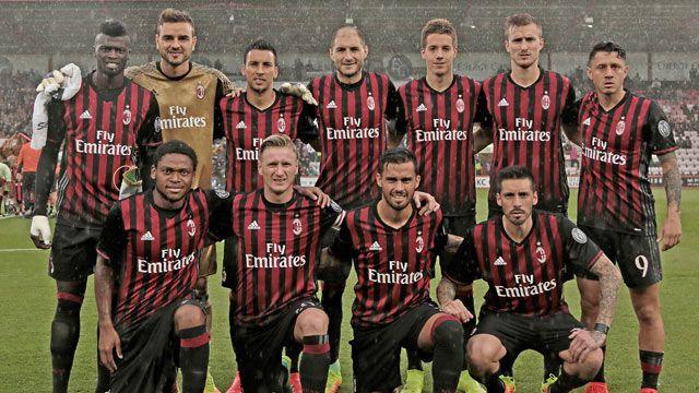 Inilah selengkapnya Skuad dan Daftar Pemain AC Milan untuk ...