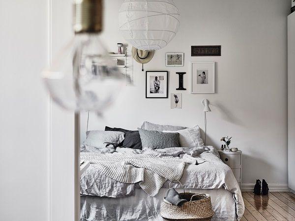 Deco eigentijdse slaapkamer: gouden tips voor het goedkoop inrichten