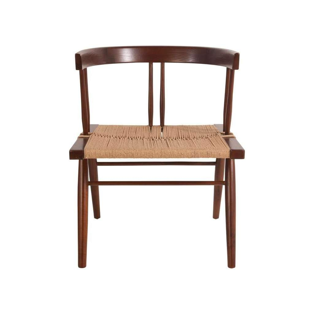 Mid Century Naka Teak Wishbone Chair Dining Chairs Modern