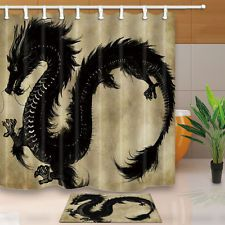 Image Result For Dragon Shower Curtain