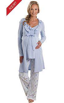Maternity Pajamas and Nursing Pajamas, Gifts for New Moms ...