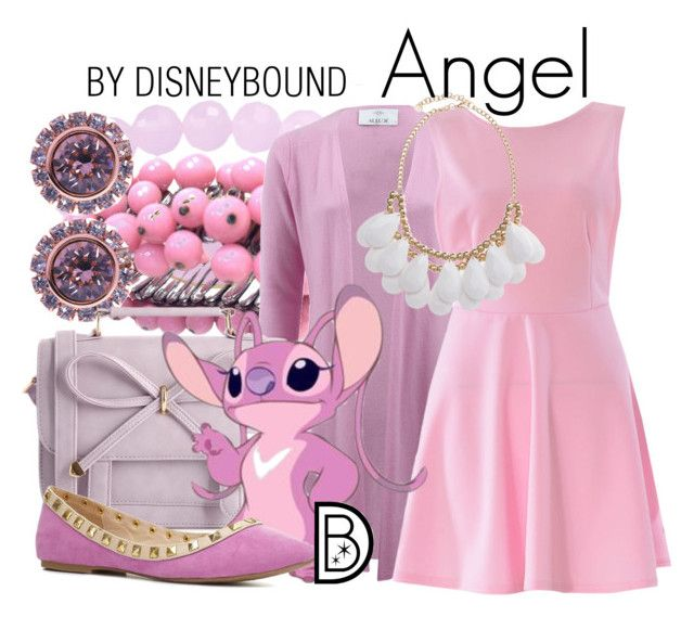 Liked On Polyvore Featuring Bling