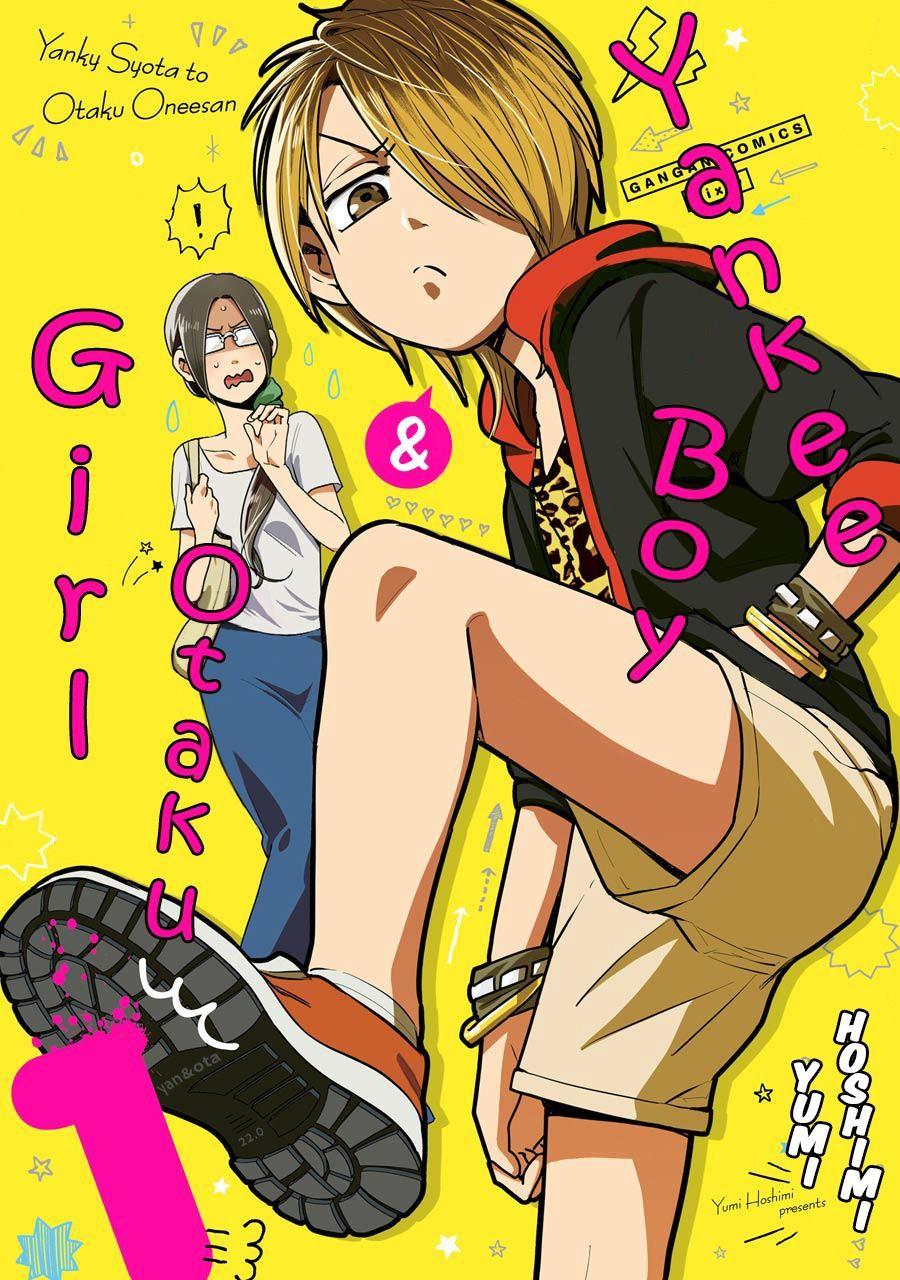 Yankee Boy and Otaku Girl ɢeɴre(ѕ): coмedy / roмαɴce / ѕнoυɴeɴ
