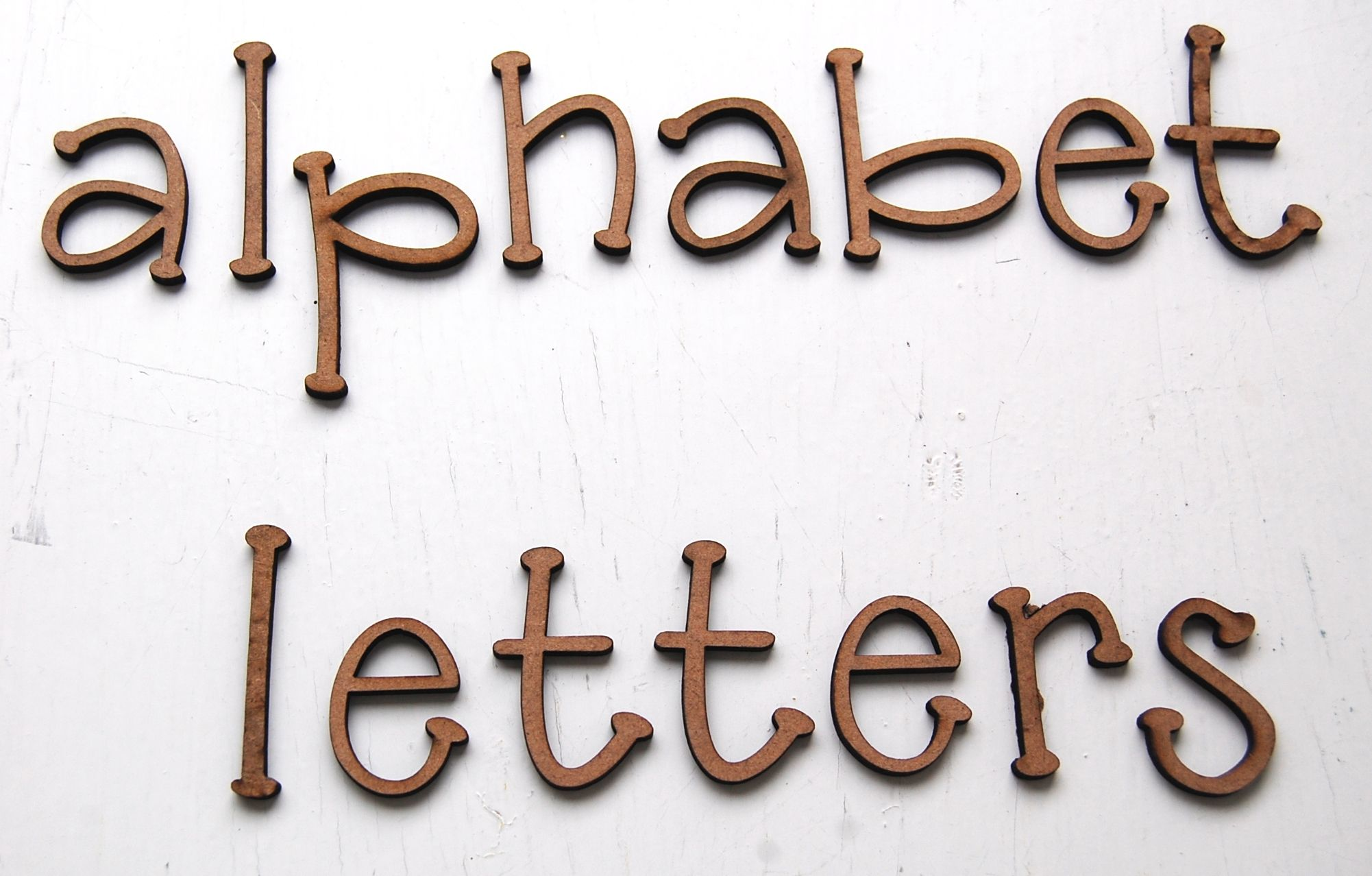 Small Metal Letters For Crafts Country Love Crafts  Small Wooden Craft Letters  Wooden Craft