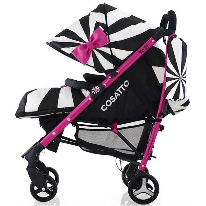 Cosatto Yo 2 Stroller – Go Lightly 2