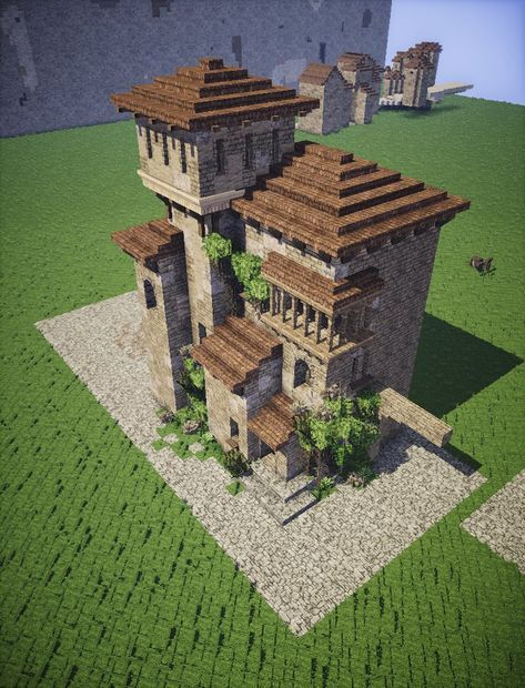 How to make  grand entry minecraft pinterest buildings and houses also rh