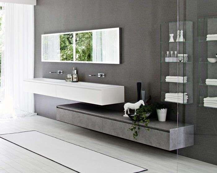 Bagni di lusso moderni cubik by ideagroup casa - Mobili bagno lusso ...