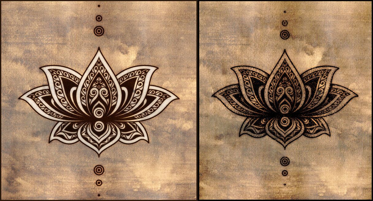Lotus blossom the light within the awakening of the human soul mandala lotus designs lotus tattoo design by poietix izmirmasajfo Image collections