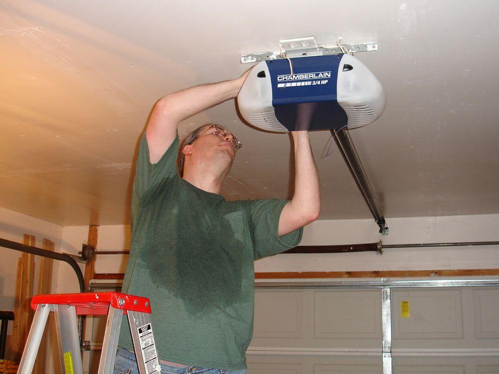 Garage door opener repair what to do when your garage