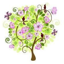 Resultado De Imagen Para Arbol De La Vida Dibujo A Color árboles