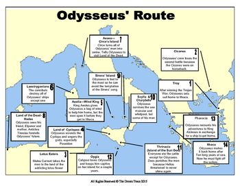 "an analysis of the great legendary hero odysseus in the odyssey by homer Odysseus: not just another hero in homer's epic poem,  odysseus character analysis in ""the odyssey  they are legendary figures, endowed with great strength."