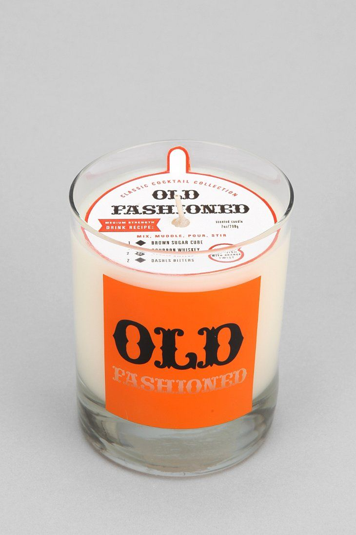 This candle smells as good as the cocktail tastes. Cocktail Candle