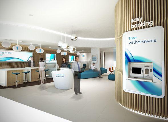 Bank Branch Design Google Sogning Bank Interior Design Branch