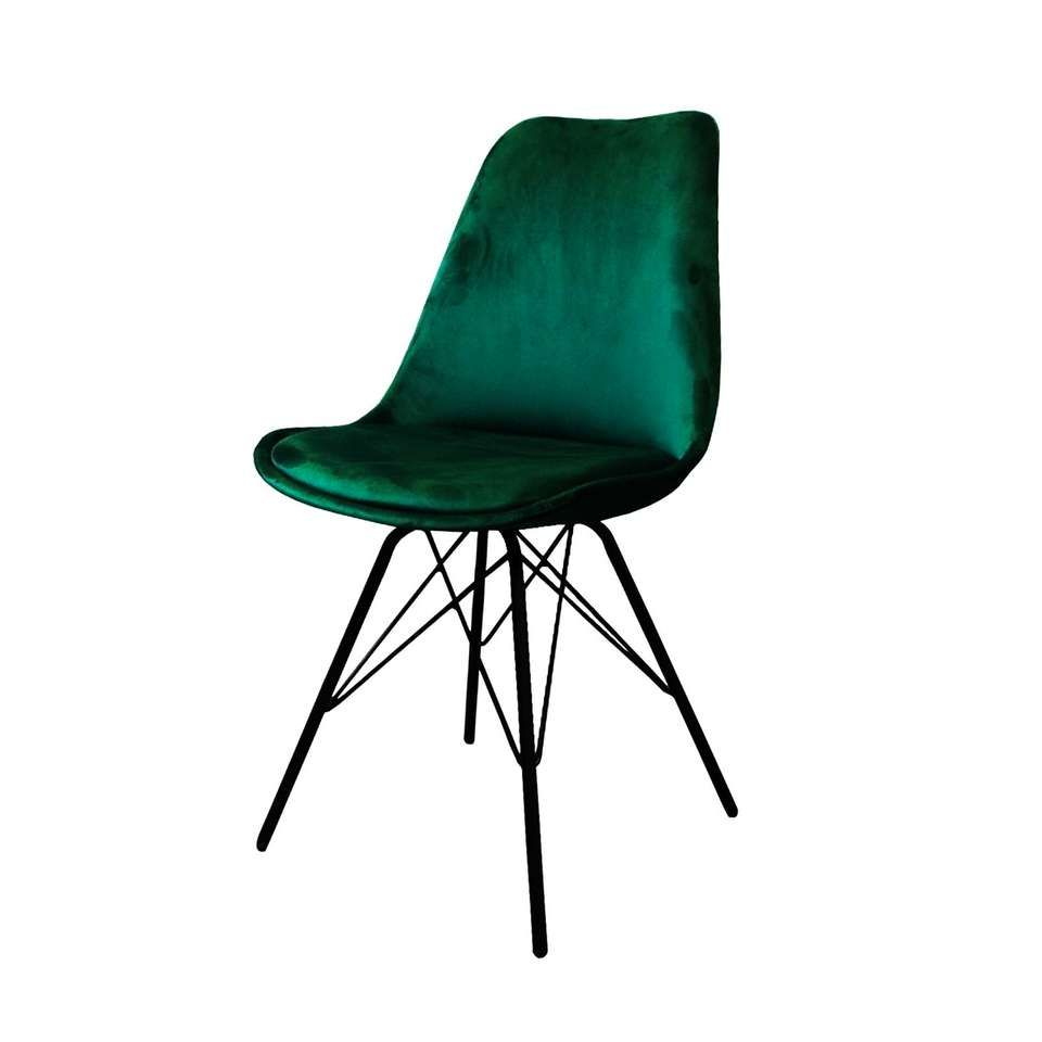 Eames Stoelen Loods 5.Kick Kuipstoel Velvet Stoelen Loods 5 Eames Chair Chair