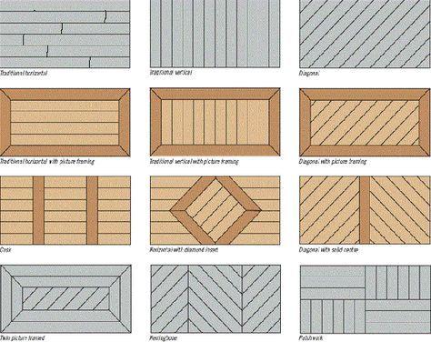 composite deck designs pictures | Composite PVC Deck Design Ideas ...
