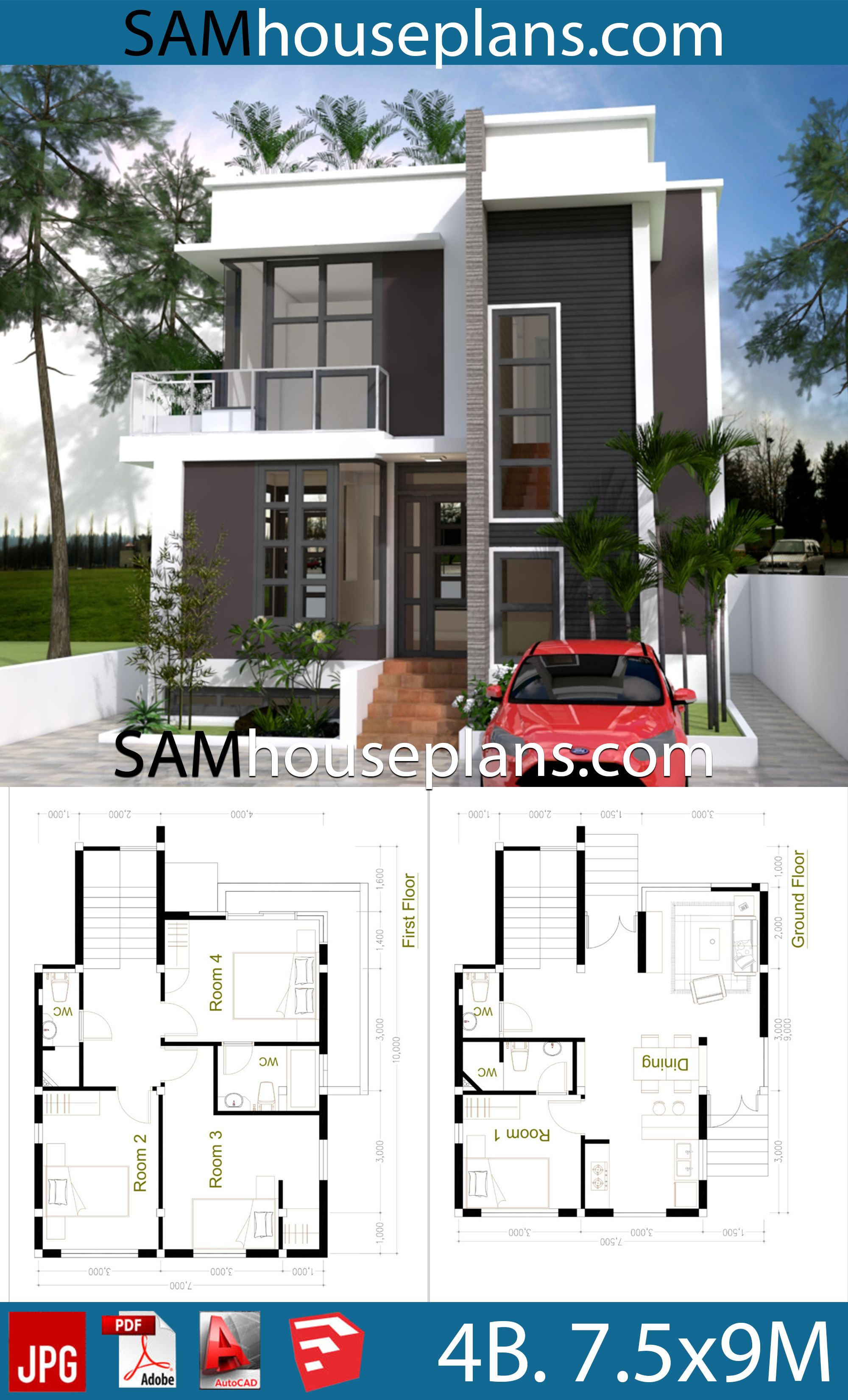 Pin By Top House Plans On My Saves In 2021 Bungalow House Design Duplex House Design House Construction Plan