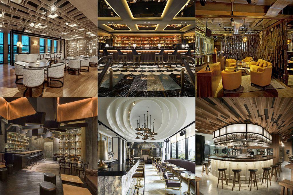The Restaurant Bar Design Awards Asia Shortlist Includes District 6 Flask