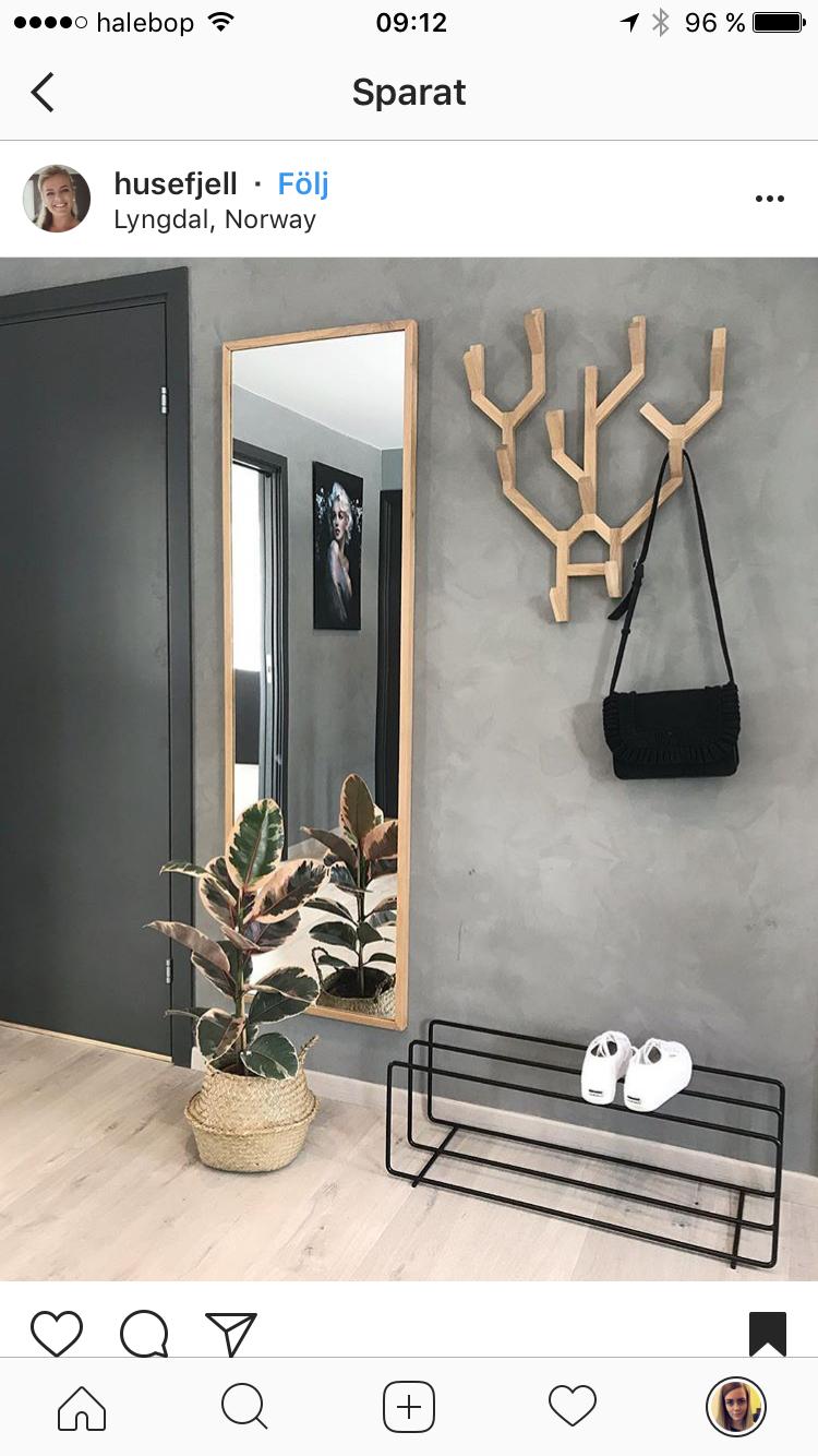 For shoes! 😍 | Idees decoration maison, Déco entrée maison ...