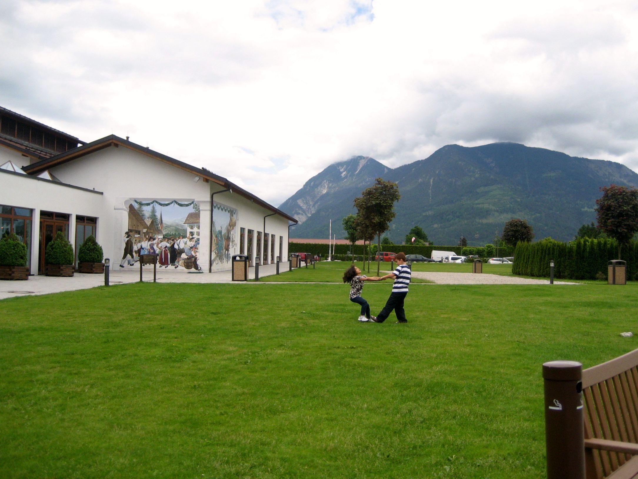 Edelweiss Hotel Garmisch Partenkirchen Bavaria Germany