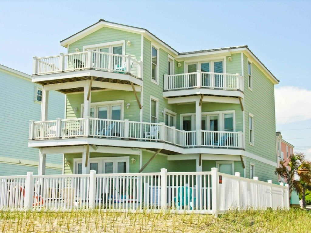 House vacation rental in Emerald Isle from