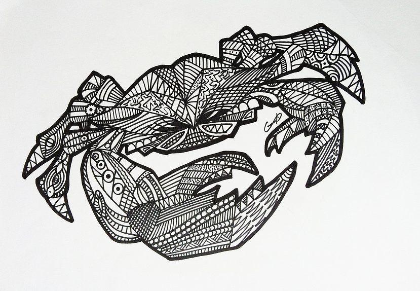 Signo De Cancer Com Imagens Ilustracao Desenhos Signo De Cancer