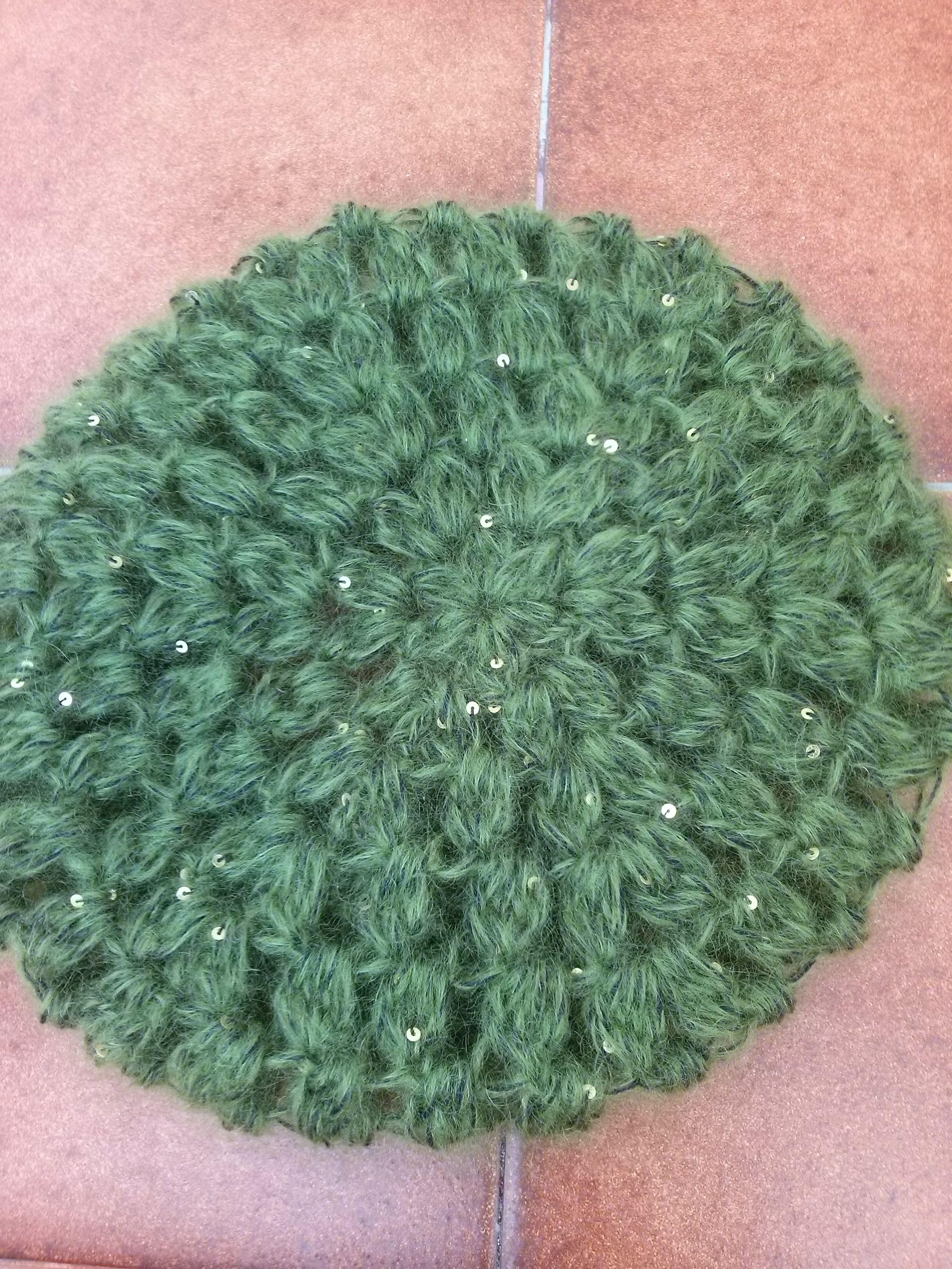 Hermosa Los Patrones De Crochet Libre Para Hombre De Los Sombreros ...