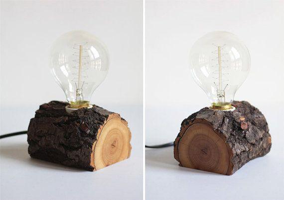 Edison Wood Desk Lamp Edison Lamp Wood Lamp Desk Lamp Industrial Style 110v 220v Light Bulb Lighti Wood Desk Lamp Industrial Desk Lamp Wood Lamps