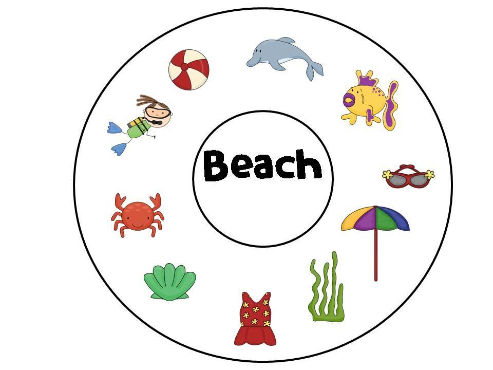 Kindergarten Lifestyle: Writing Mini-Lesson {Focus on Main