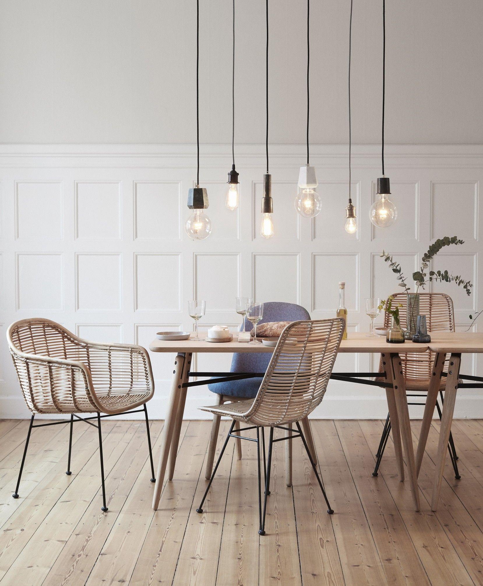 Hübsch Lampe Glass Hübsch Lamper Produkter
