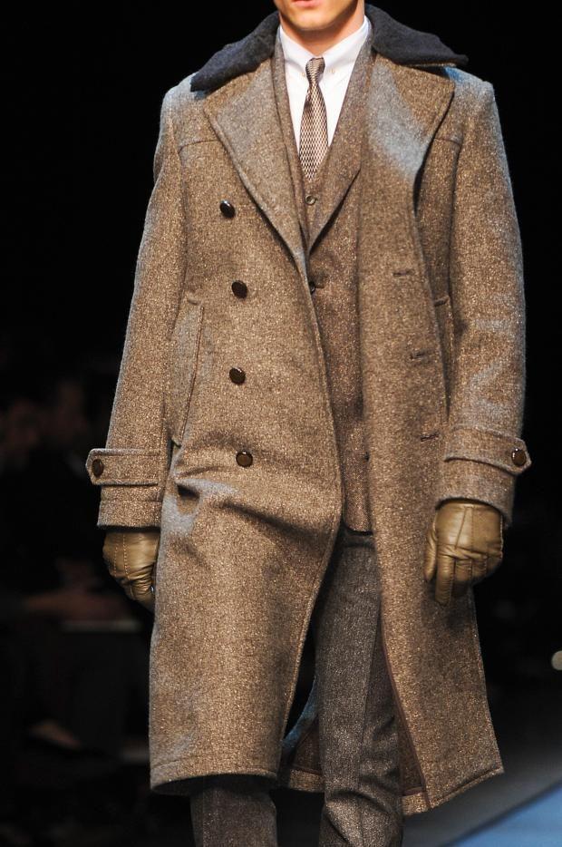 Canali Men's Details A/W '13