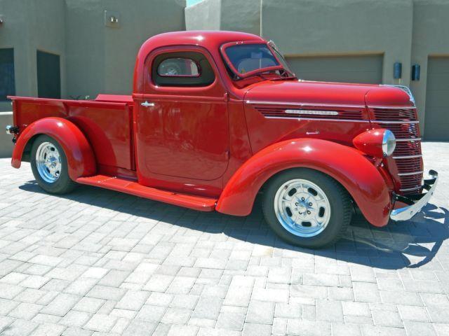 1938 International Pickup Frame f Restoration Ford 1940