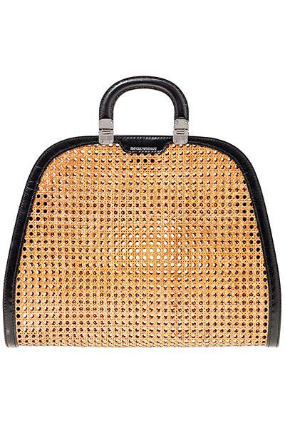 3c91b0342ae Emporio Armani GORGEOUS!!! | hasır&makrome çanta | Bolsos de moda ...