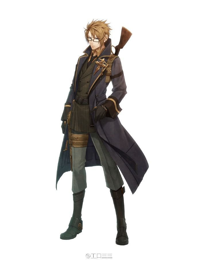 Pin By Misaki On 25 Character Design Male Anime Characters