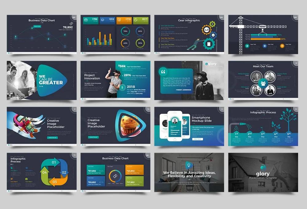 Amazing Powerpoint Presentations