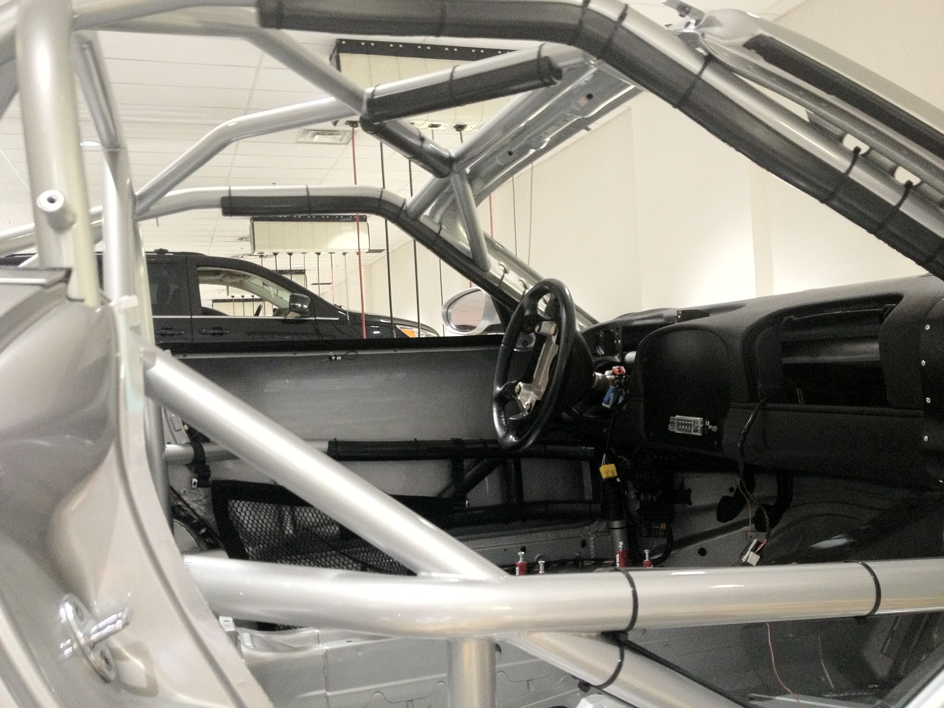 New Roll Cage | Boxster Spec Conversion | Roll cage