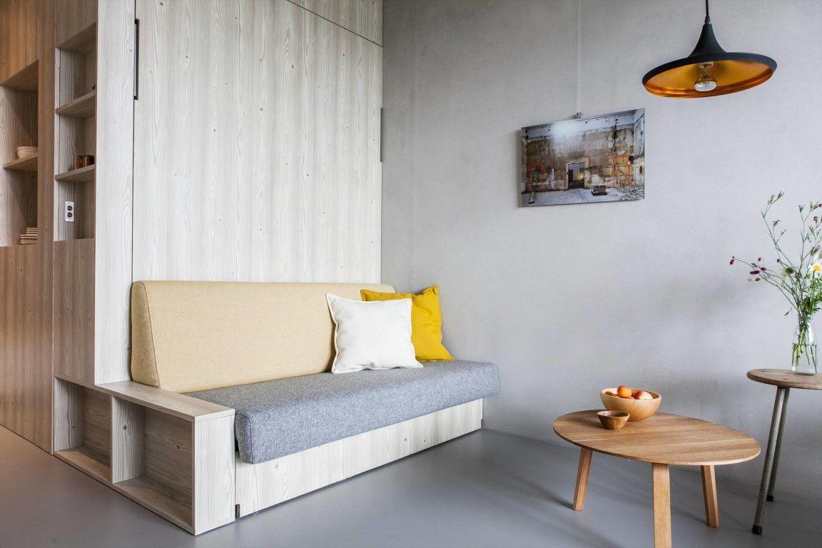 Appartement te huur Amsterdam: Spijkerkade €1.050
