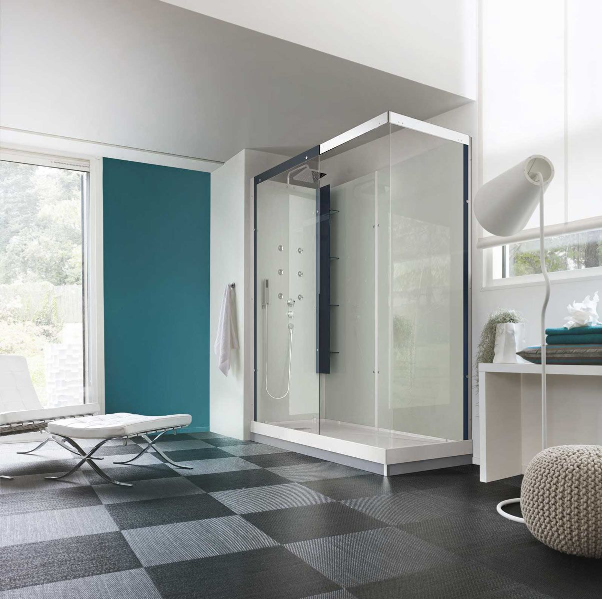 Cabine de douche intégrale Kinedo Horizon | Espace Aubade | Home ...