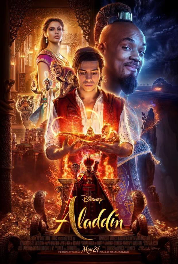 Will Smith As The Genie In Aladdin Filmes Completos Filmes E