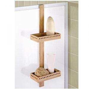 Serviteur présentoir de douche en bois - Achat / Vente PORTE ...