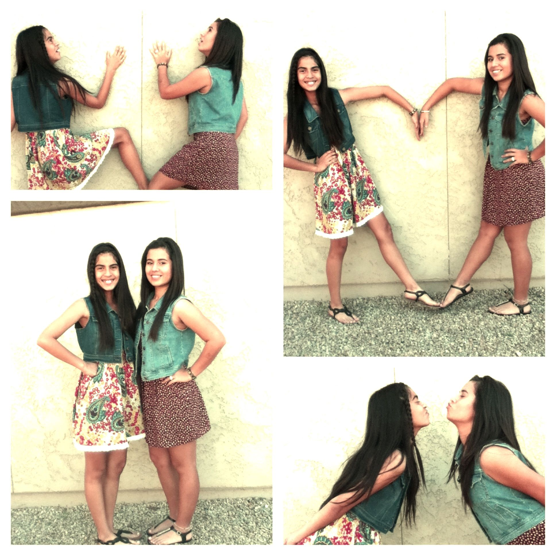 Cute Ideas For Sister Pictures And Cute Outfits Sisters