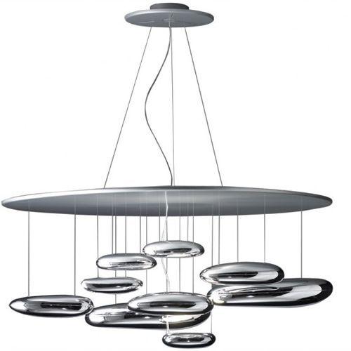 Suspension entree latest suspension e design fresno mtal - Distance entre table et luminaire ...