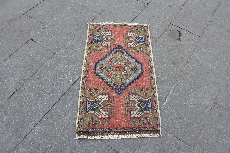 Small Persian rug Small Oriental rug Small rug Turkish rug, Small Vintage rug