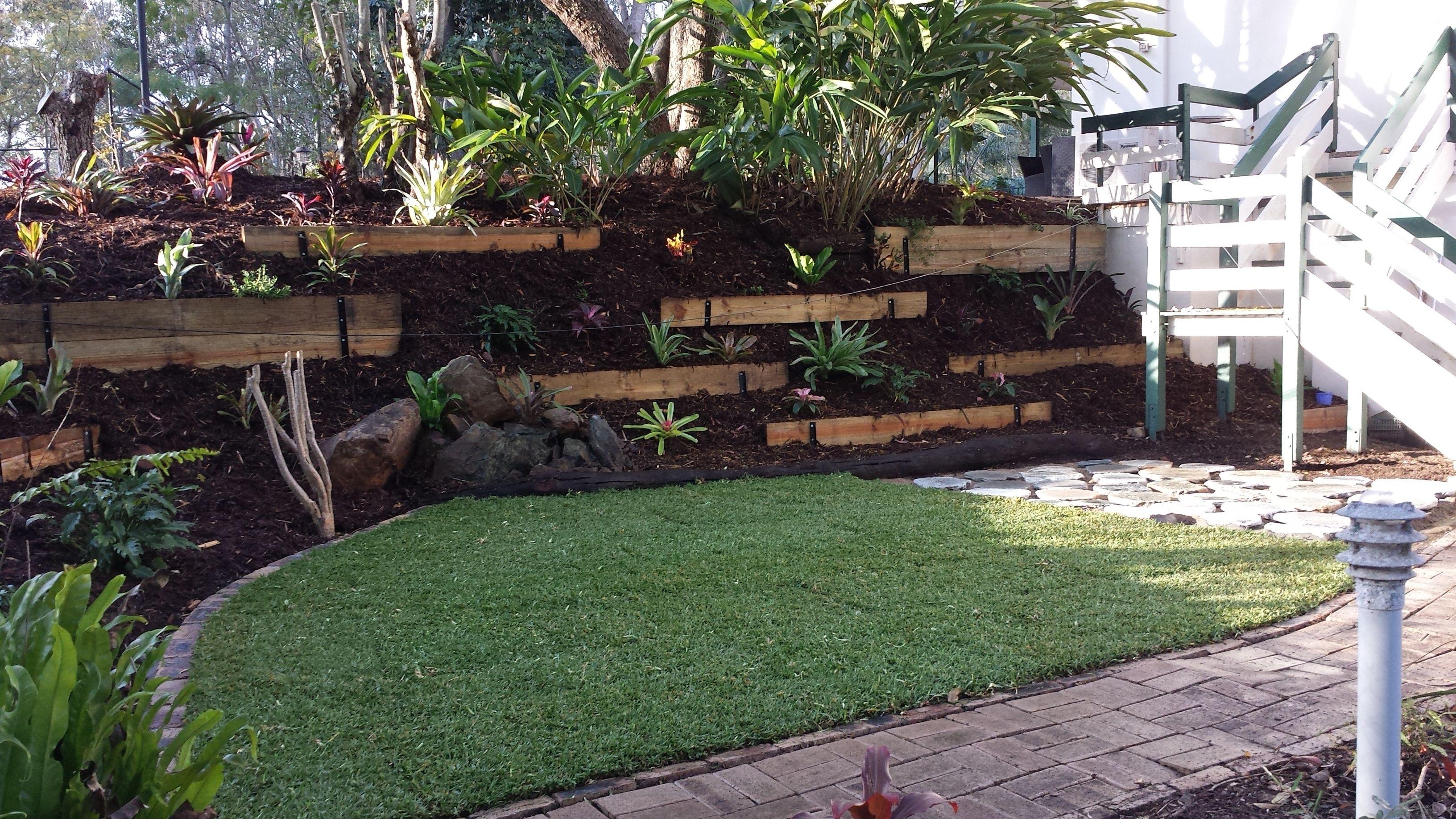 12 Unique Landscaping Ideas Queensland Cn19k4 Tropical Garden Design Tropical Garden Front Garden Design