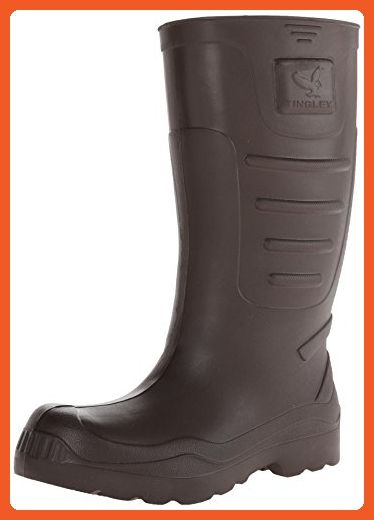 info for 5d682 6888d Tingley Men's Ultra Lightweight Snow Boot, Brown, 10 M US ...