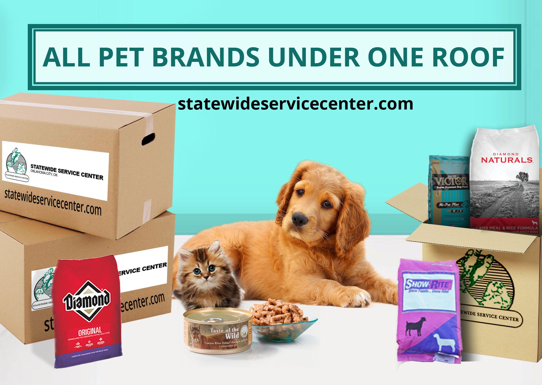 All Pet Brands Under One Roof Wholesale Pet Food Distributors