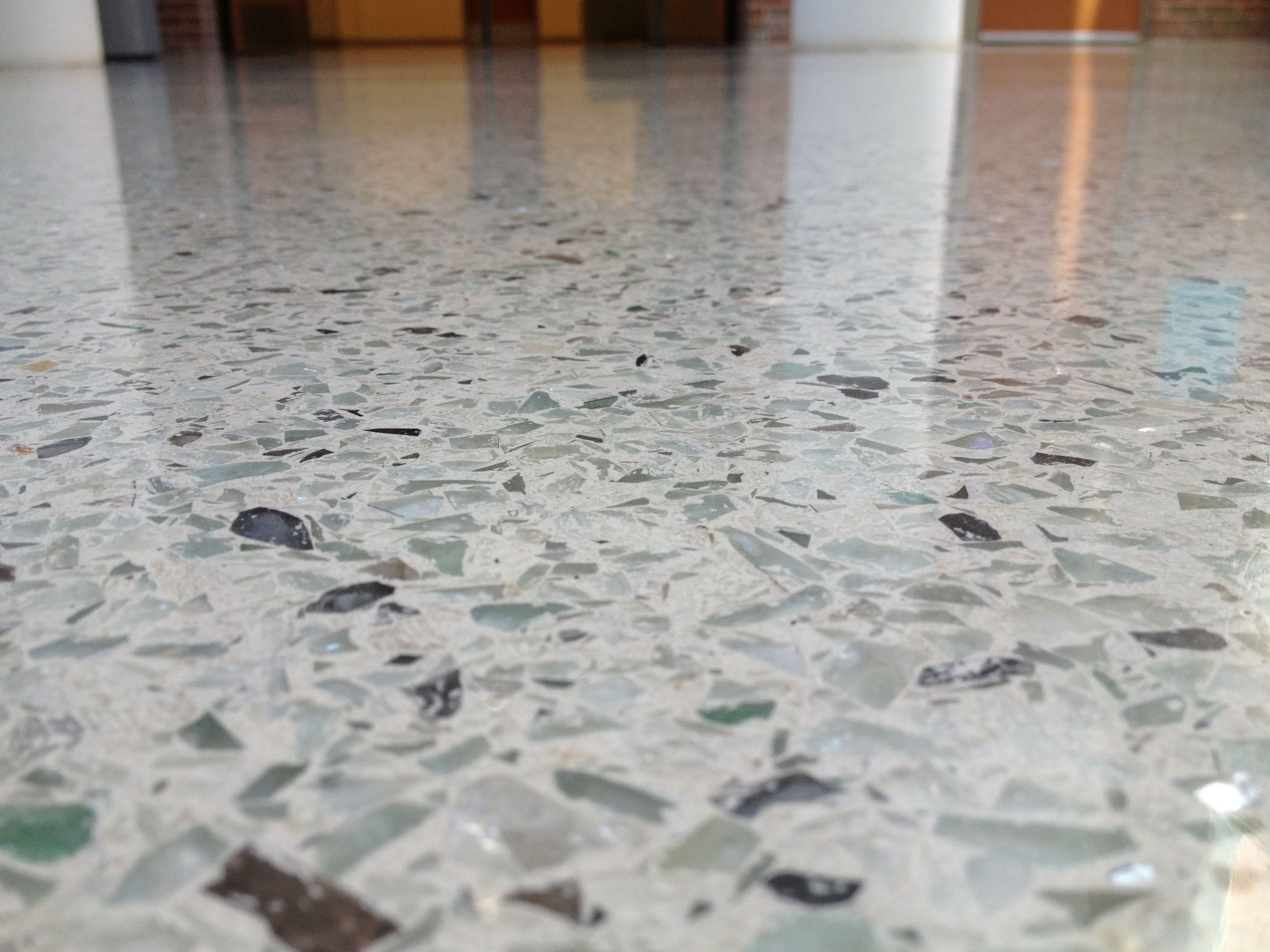 Design Terrazzo Floors i dream of terrazzo floors but would need radiant heating in colorado