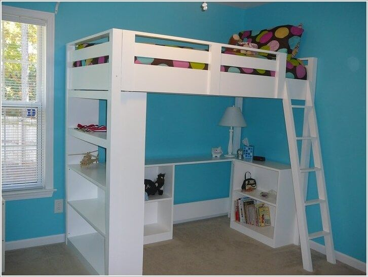 Amazing Interior Design 10 Cool DIY Bunk Bed Designs For Kids Design